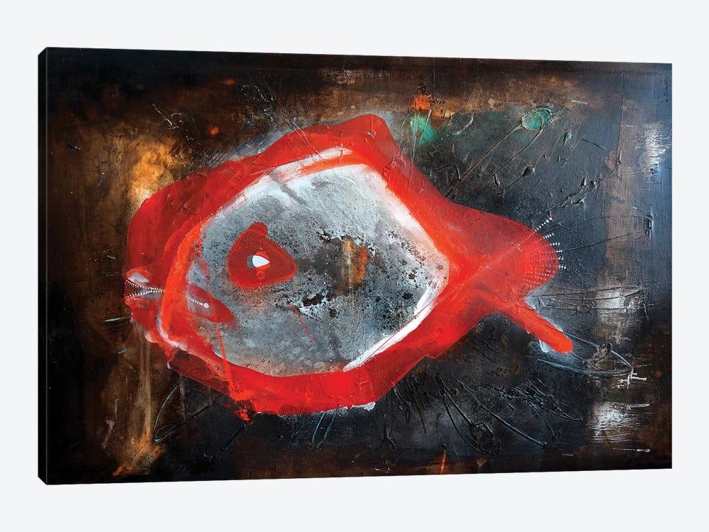 Will Be Fish by Adriano Ribeiro 1-piece Art Print