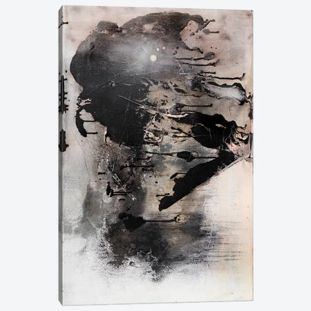Missing Blacks Canvas Print #RIB29} by Adriano Ribeiro Art Print