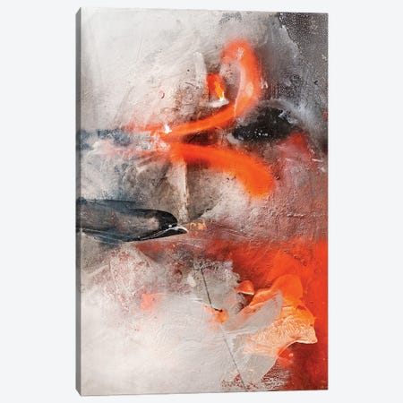 Mona Liscia Canvas Print #RIB30} by Adriano Ribeiro Canvas Wall Art