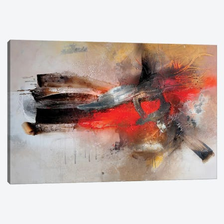 Carnal Canvas Print #RIB3} by Adriano Ribeiro Canvas Wall Art