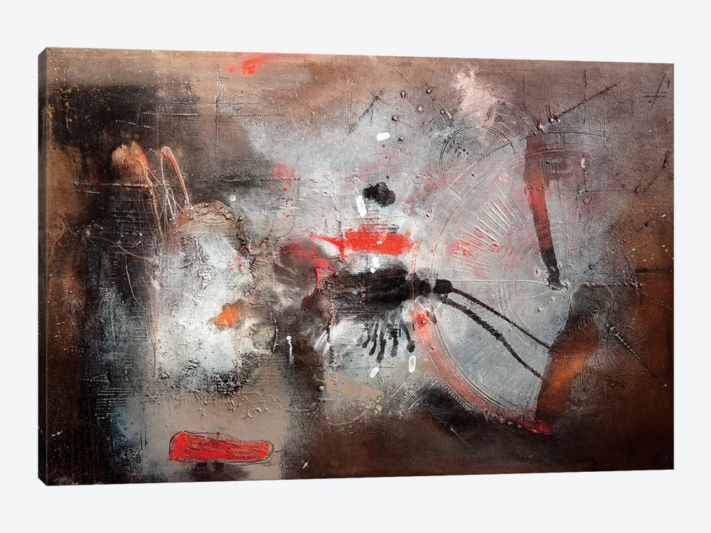 Day Angels  by Adriano Ribeiro 1-piece Canvas Print