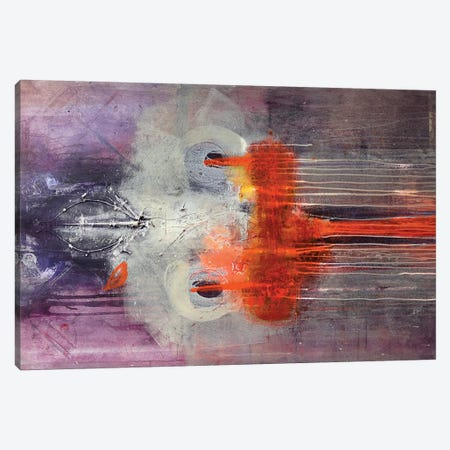Dual Truth Canvas Print #RIB7} by Adriano Ribeiro Art Print