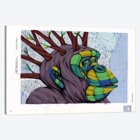 New Thoughts Branching Out Canvas Print #RIC21} by Ric Stultz Canvas Art