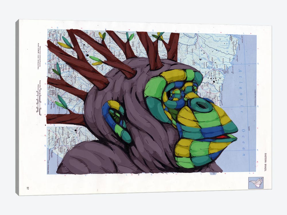 New Thoughts Branching Out by Ric Stultz 1-piece Art Print