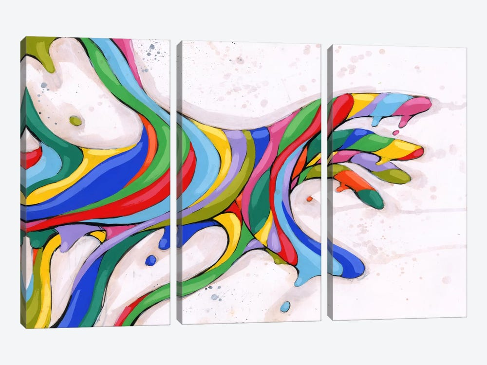 Reaching Out to You by Ric Stultz 3-piece Canvas Artwork