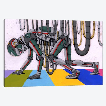 Spilling My Guts Canvas Print #RIC26} by Ric Stultz Canvas Print