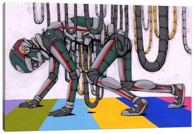 Spilling My Guts Canvas Art Print