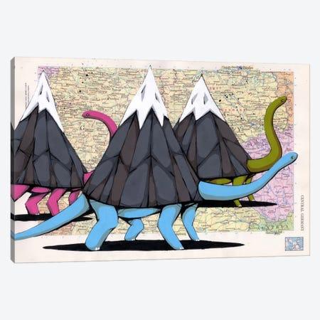 Born to Move Mountains Canvas Print #RIC42} by Ric Stultz Canvas Art
