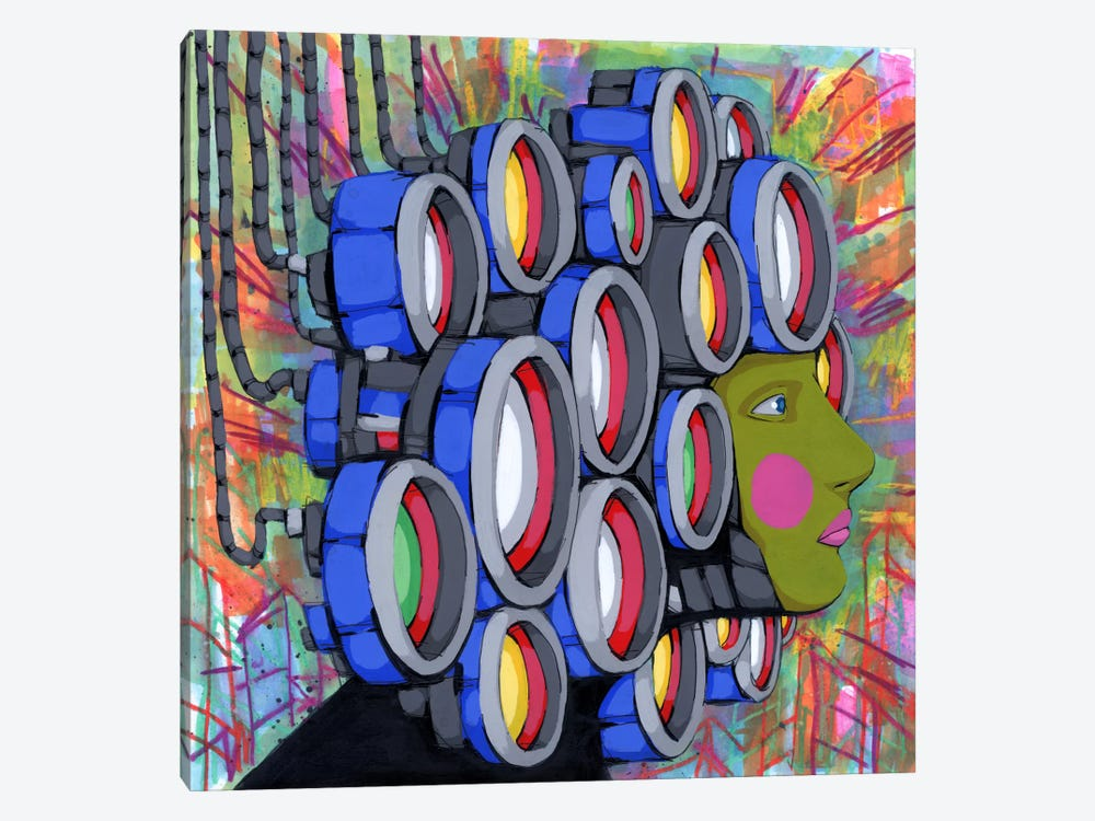 Center of Attention 2 by Ric Stultz 1-piece Canvas Art