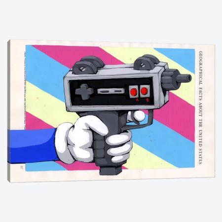 Done Playing Games Canvas Print #RIC46} by Ric Stultz Canvas Art Print