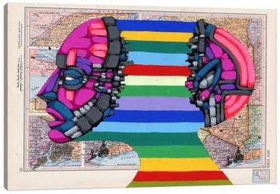 Expanding Mind Canvas Art Print