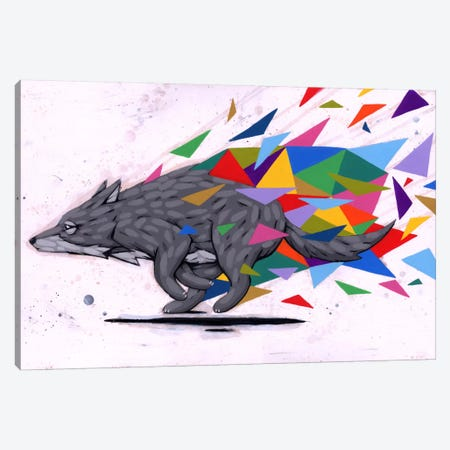 Break on Thru Canvas Print #RIC4} by Ric Stultz Canvas Artwork