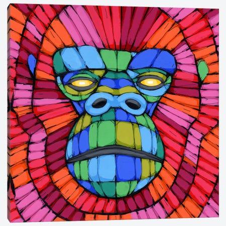 Face First Canvas Print #RIC50} by Ric Stultz Canvas Print