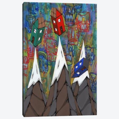 Maintaining Our Balance Canvas Print #RIC61} by Ric Stultz Canvas Artwork