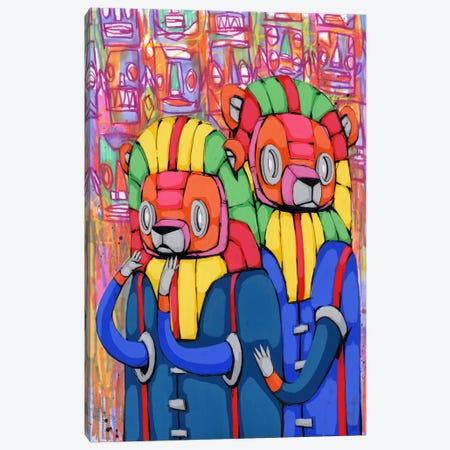 Remain Calm My Friend Canvas Print #RIC69} by Ric Stultz Canvas Artwork