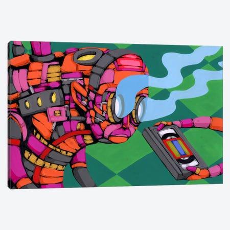 Seen Too Much Canvas Print #RIC70} by Ric Stultz Art Print