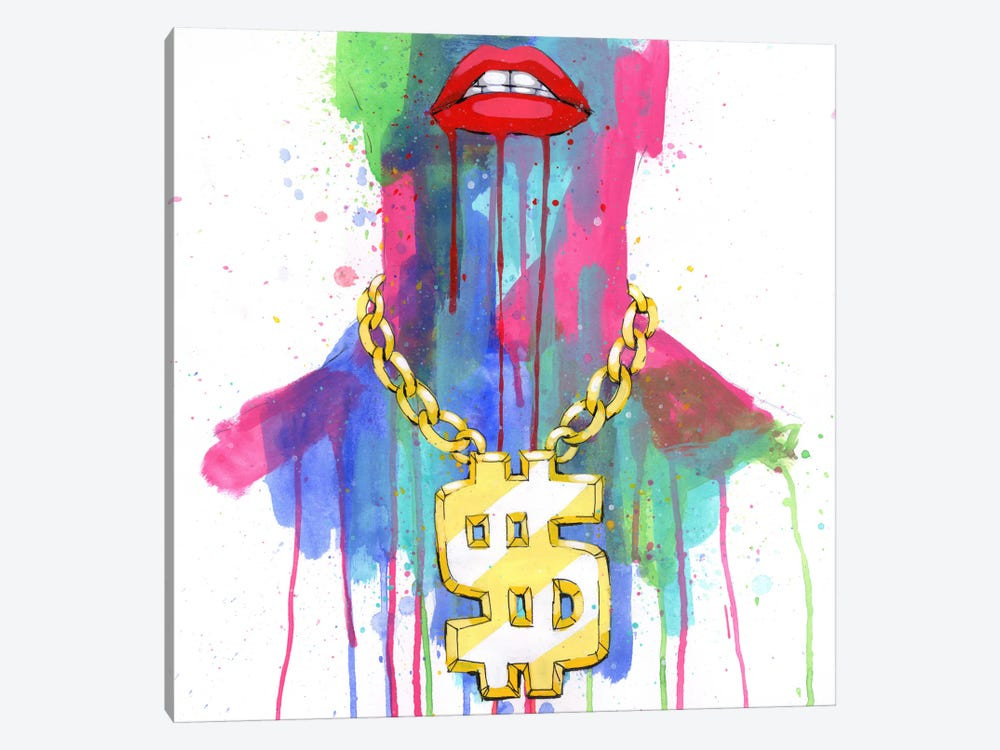 Gold Chain by Ric Stultz 1-piece Art Print