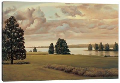 Lakeside I Canvas Art Print