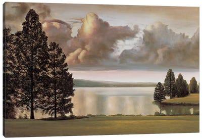 Lakeside II Canvas Art Print