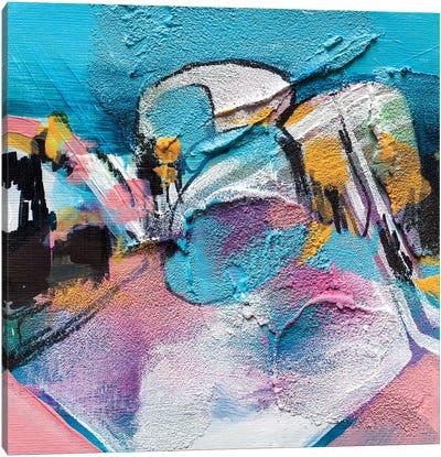 Mochi Canvas Art Print