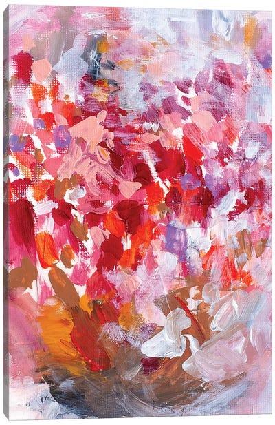 Berries In The Garden Canvas Art Print