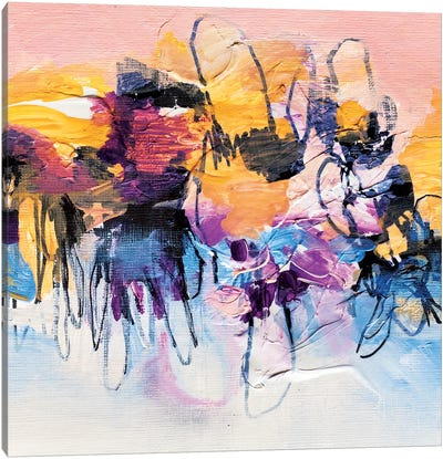 Saturday Mornings Canvas Art Print