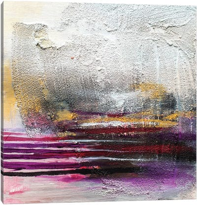 Thunderclouds Canvas Art Print