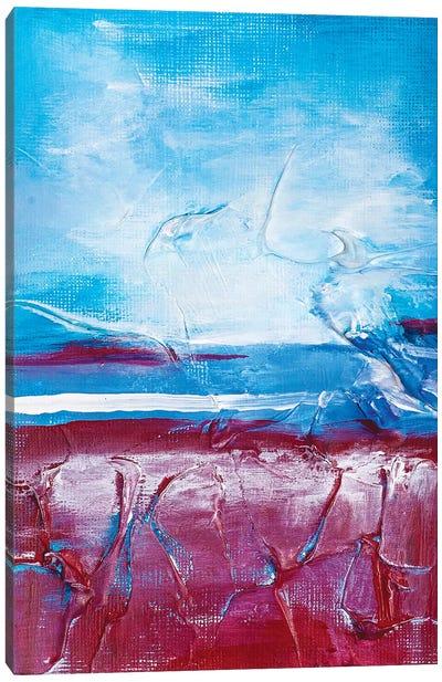 Sunburnt Canvas Art Print