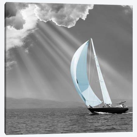 Sailing 3-Piece Canvas #RII9} by Rig Studios Canvas Art Print