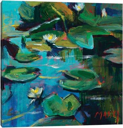 San Francisco Lily Canvas Art Print
