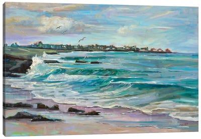 Dreams Of Spanish Bay Canvas Art Print