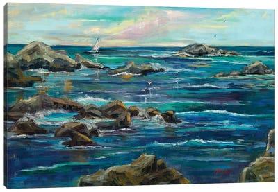 Asilomar Sails Canvas Art Print