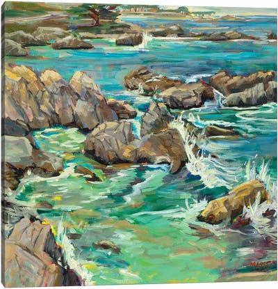 Rising Tide, Plein Air Canvas Art Print