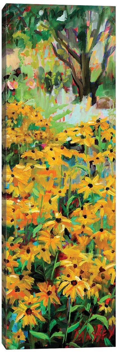 Summer Garden Canvas Art Print