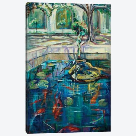 Loving Memories Canvas Print #RIM2} by Marie Massey Canvas Print