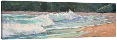 Davenport Surf Canvas Art Print