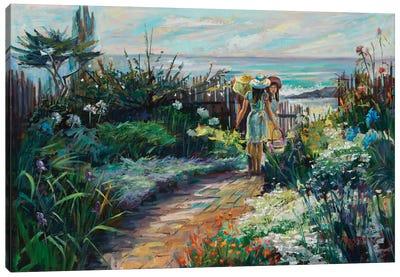 Pacific Gardens Canvas Art Print