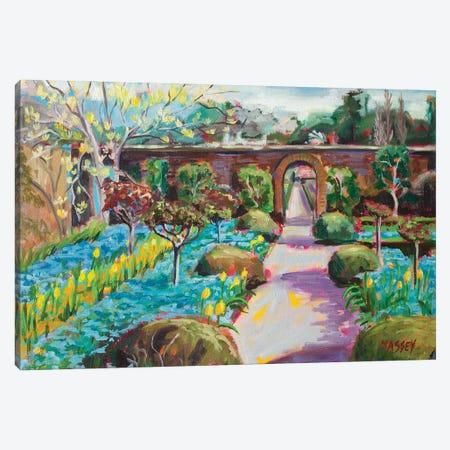 Spring Gala Canvas Print #RIM50} by Marie Massey Canvas Art Print