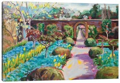 Spring Gala Canvas Art Print