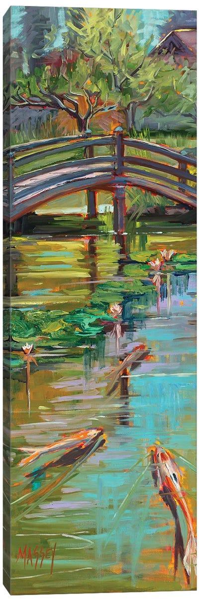 Summer Zen Canvas Art Print