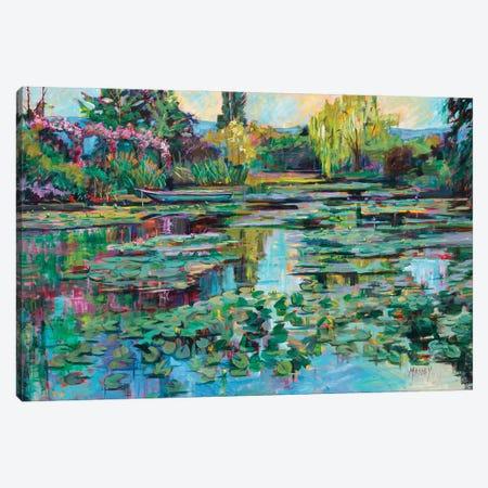 Imaginings Canvas Print #RIM7} by Marie Massey Canvas Art