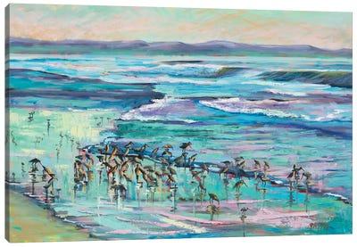 Pacific Twilight Canvas Art Print