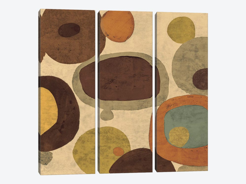 Within I by Richard Nichols 3-piece Canvas Art
