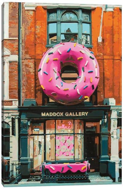 Maddox Gallery Canvas Art Print