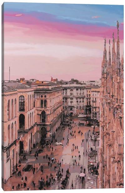 Duomo Canvas Art Print