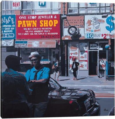 Pawn Shop Canvas Art Print