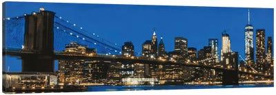 Brooklyn Blu Canvas Art Print