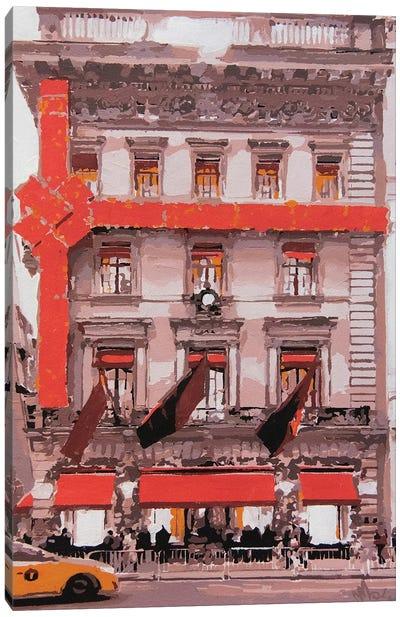 Cartier Canvas Art Print