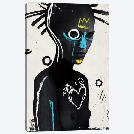 For The Love Of Samo Canvas Print #RIR12} by Ruben Ireland Canvas Wall Art