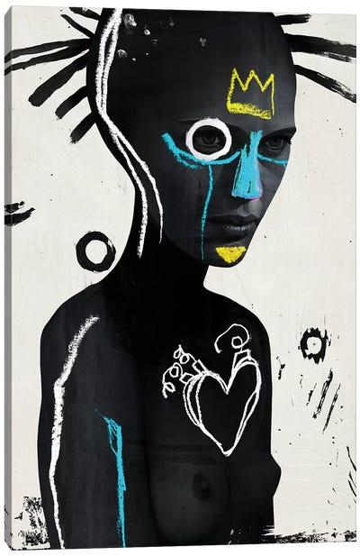 For The Love Of Samo Canvas Art Print